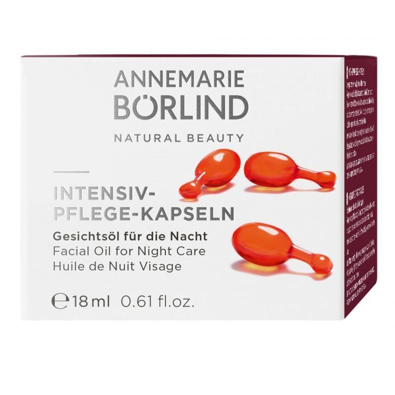 Capsule pentru ingrijire intensiva cu vitamina C si licopen, 50 capsule - Annemarie Borlind