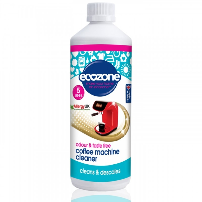 Solutie detartranta pentru curatarea cafetierelor, 500ml - ECOZONE
