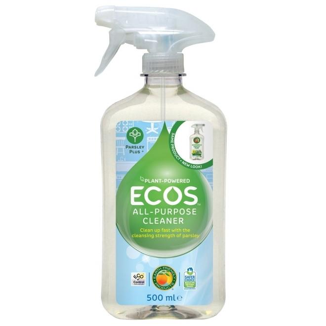 Solutie de curatare toate suprafetele Patrunjel, 500 ml - ECOS