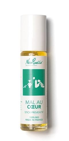 Stick atenuare greturi de sarcina si rau de masina, 9 ml - Neobulle