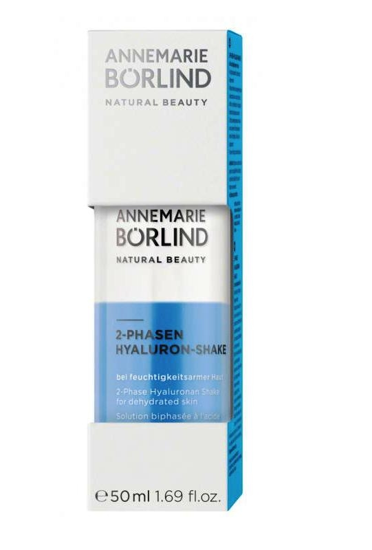 Hyaluron-Shake ser bifazic hidratant, 50ml - Annemarie Borlind