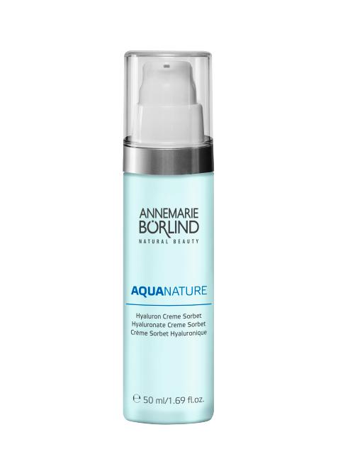 Aquanature Crema sorbet antiage cu acid hialuronic, 50 ml - Annemarie Borlind