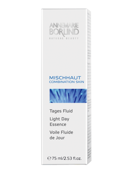 Combination Skin Fluid de zi pentru ten mixt, 75ml - Annemarie Borlind
