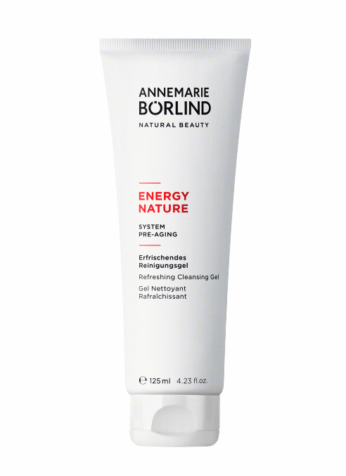 Energynature Gel de curatare pentru ten normal sau uscat, 125ml - Annemarie Borlind