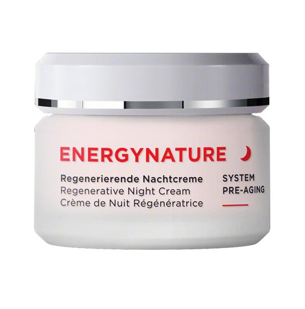 Energynature Crema de noapte regeneranta ten normal sau uscat, 50 ml - Annemarie Borlind