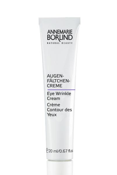 Crema contur ochi antirid, 20 ml - Annemarie Borlind