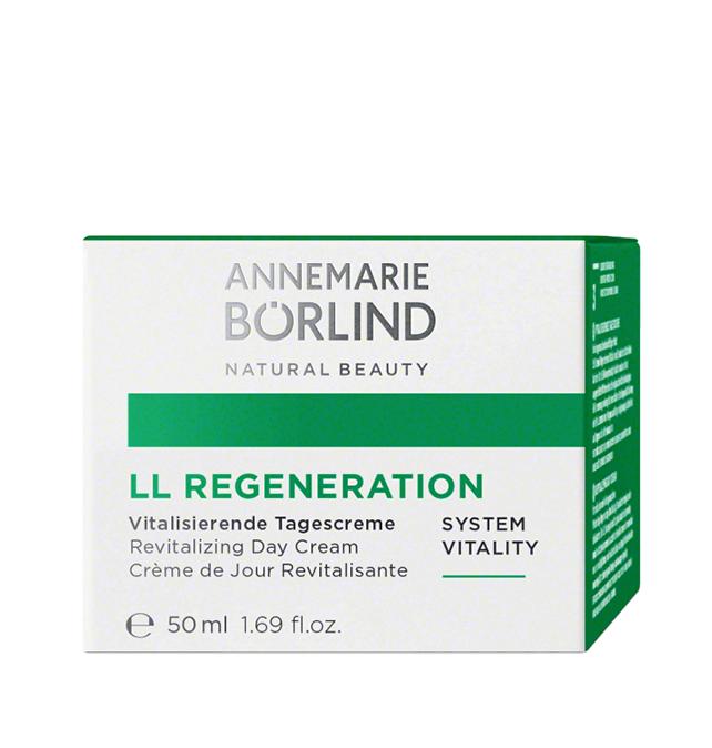 LL Regeneration Crema de zi vitalizanta pentru primele riduri, PROMO 50+25ml - Annemarie Borlind