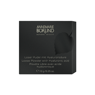 Pudra libera matifianta cu acid hialuronic Natural 03 - Annemarie Borlind