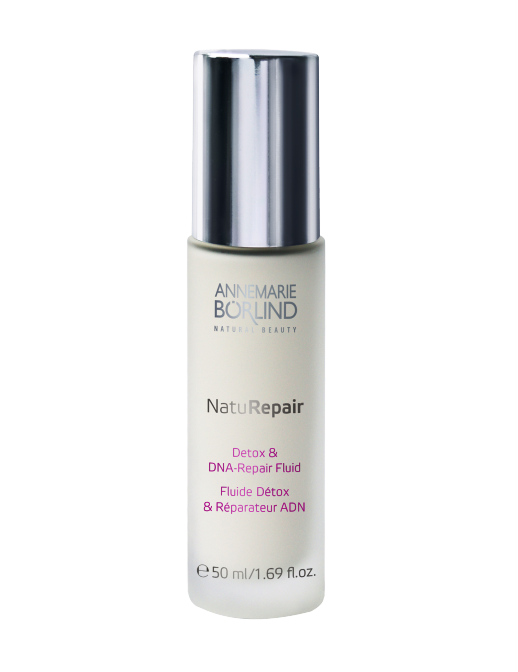 NatuRepair Fluid reparator ADN si detoxifiant, 50 ml - Annemarie Borlind
