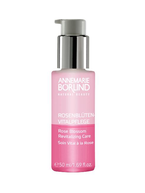 Rose Blossom Fluid revitalizant anti-age bifazic, 50 ml - Annemarie Borlind