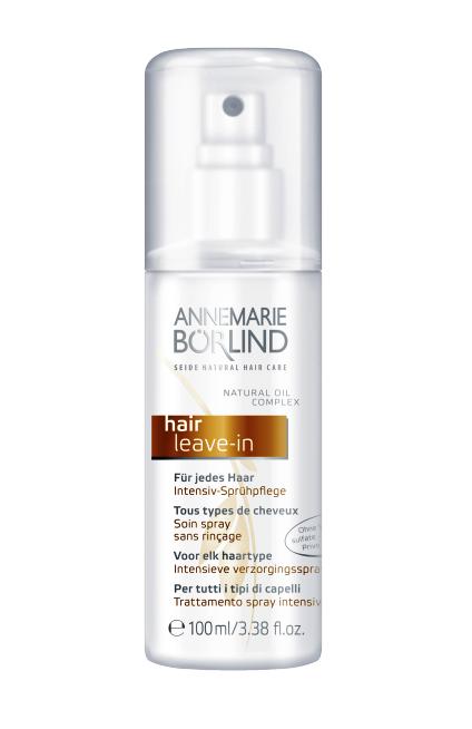 Spray balsam leave-in pentru toate tipurile de par, 100 ml - Annemarie Borlind
