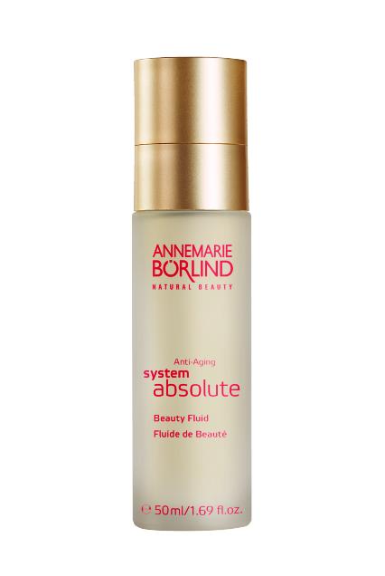 System Absolute Fluid de frumusete anti-ageing, 50ml - Annemarie Borlind