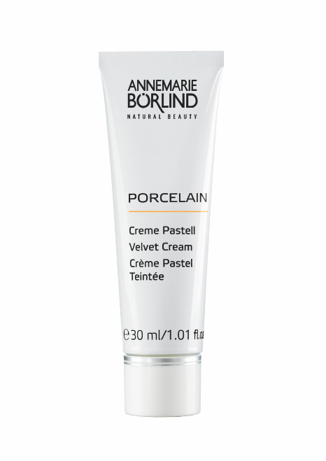 Crema nuantatoare matifianta Porcelain (ten deschis), 30 ml - Annemarie Borlind
