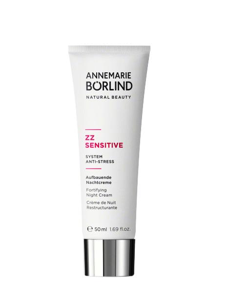 ZZ Sensitive Crema de noapte fortifianta ten sensibil, 50 ml - Annemarie Borlind