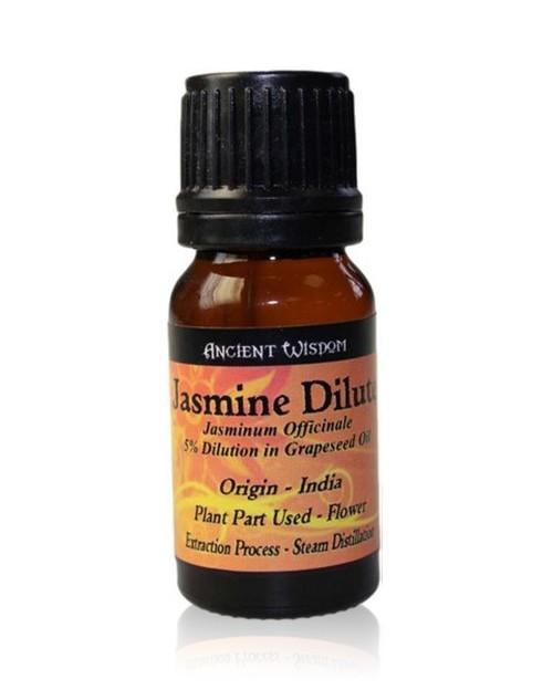 Ulei esential de iasomie dilutie 5% (Jasminum Officinale), 10ml - Ancient Wisdom