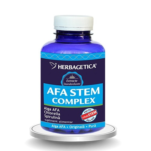 AFA Stem Complex, 60 capsule - HERBAGETICA