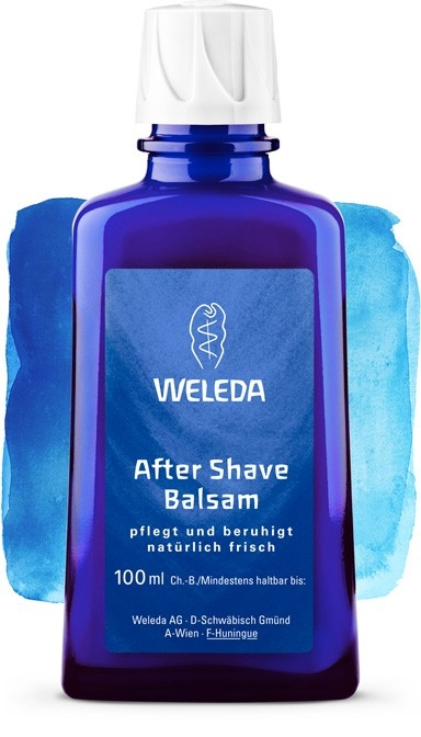 Aftershave Balsam pentru barbati - Weleda