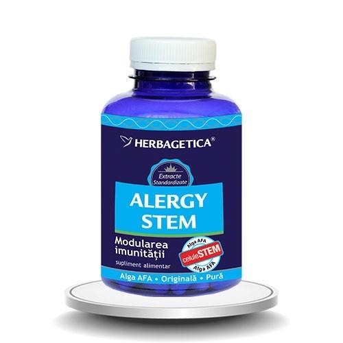 Alergy Stem, 120 capsule - HERBAGETICA