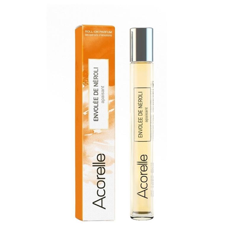 Apa de parfum bio Envolee de Neroli, roll-on 10 ml - Acorelle