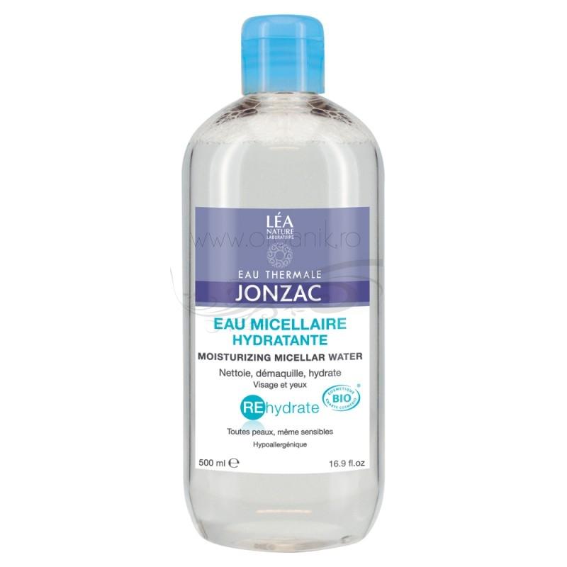 Apa micelara rehidratanta, toate tipurile de ten, REhydrate 500ml - JONZAC