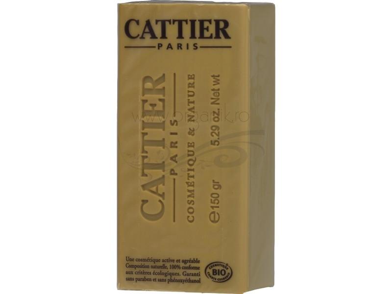 Sapun Argimiel cu argila si miere, pentru ten mixt sau gras - CATTIER
