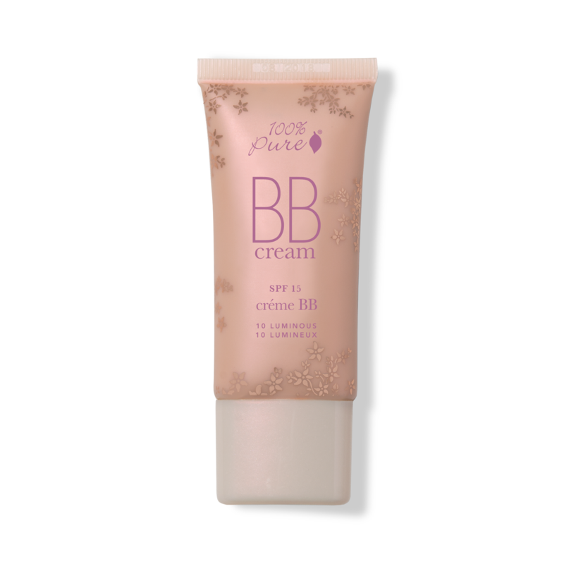 BB Cream cu FPS 15, nuanta Luminous (10) - 100 Percent Pure Cosmetics