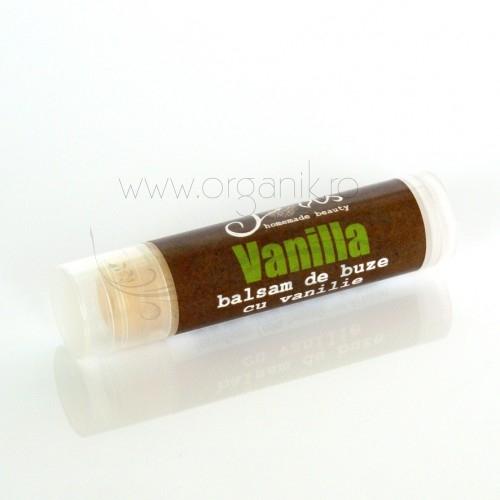 Balsam de buze Vanilla - Jovis Homemade Beauty