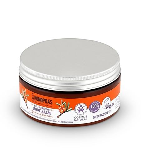Balsam de corp regenerant pentru piele matura sau uscata, 300 ml - Dr. Konopka