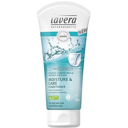 Balsam de hidratare si ingrijire pentru par uscat si scalp sensibil, Basis Sensitiv - LAVERA