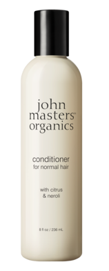 Balsam pentru descurcarea parului Citrus & neroli, 236 ml - John Masters Organics