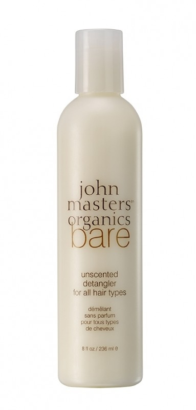 Balsam pentru descurcarea parului fara parfum, 236 ml - John Masters Organics