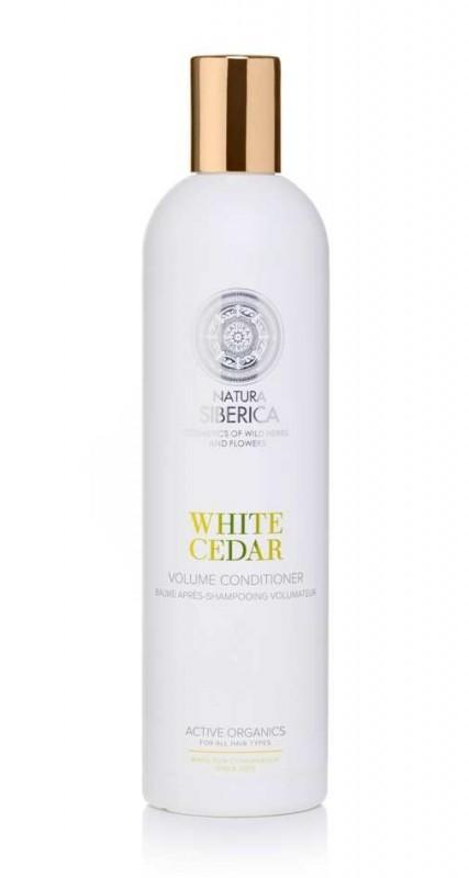 Balsam volum toate tipurile de par White Cedar, Copenhagen 400 ml - Natura Siberica