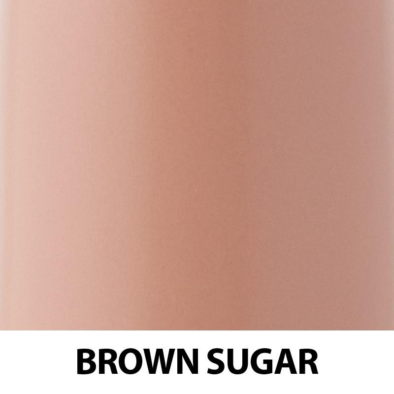 Ruj organic cu ulei de trandafiri, Brown Sugar - ZUII Organic
