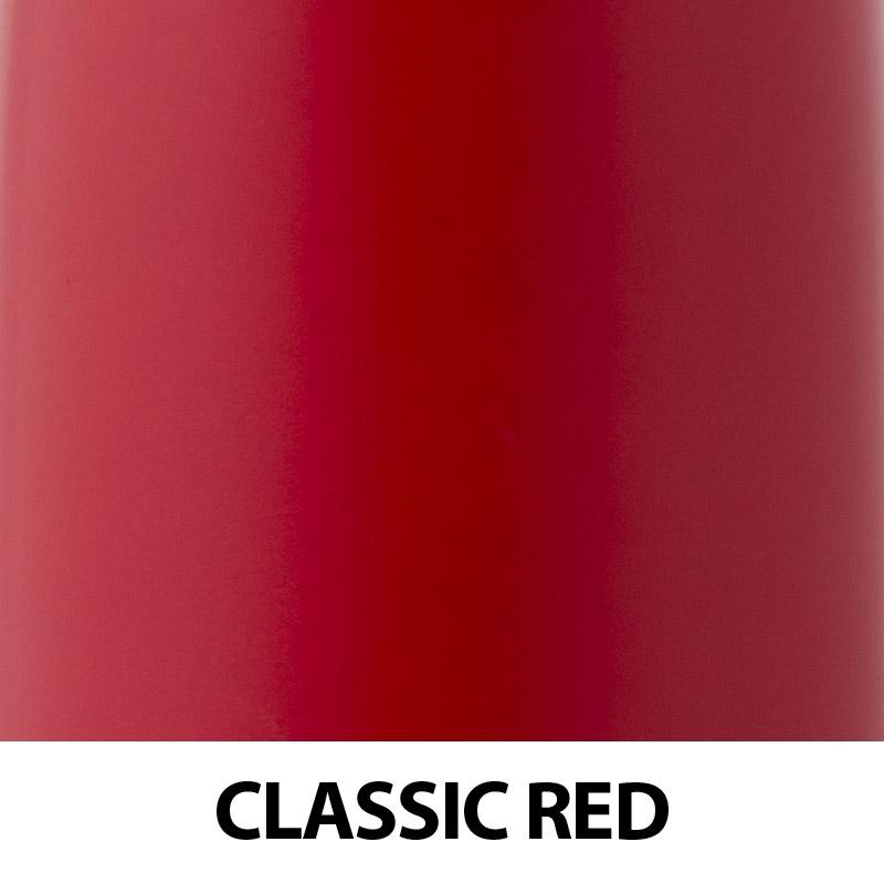 Ruj organic cu ulei de trandafiri, Classic Red - ZUII Organic