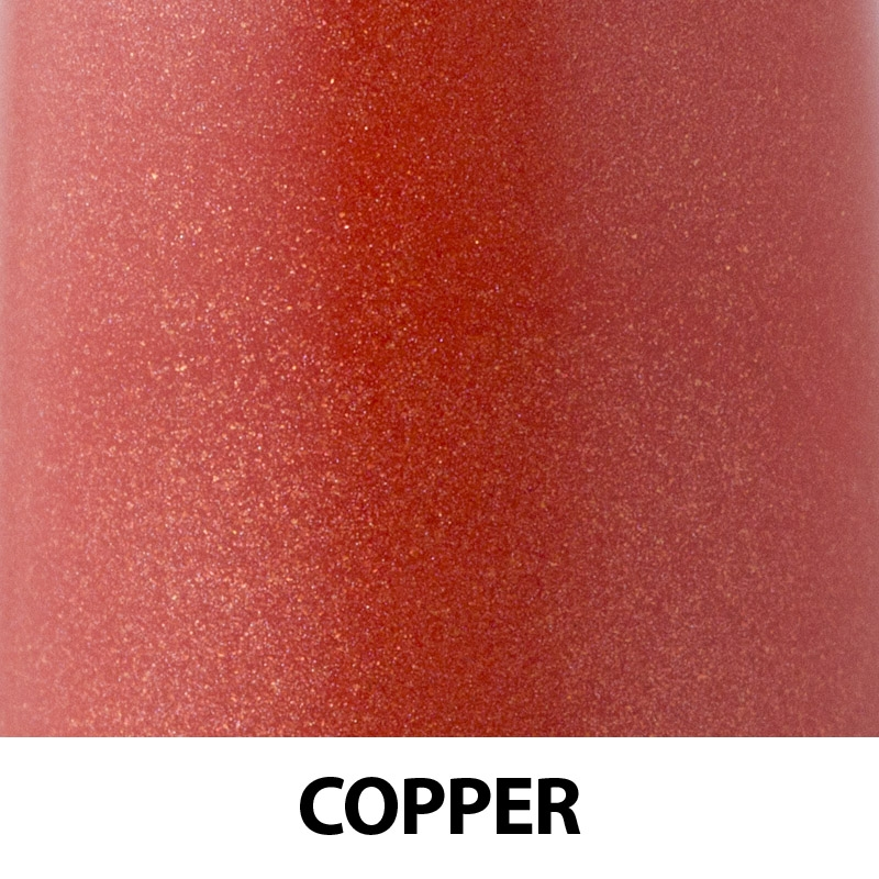 Ruj organic cu ulei de trandafiri, Copper - ZUII Organic