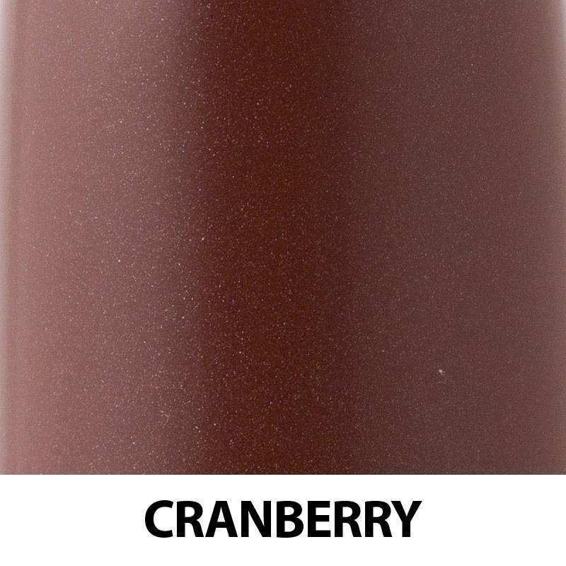 Ruj organic cu ulei de trandafiri, Cranberry - ZUII Organic