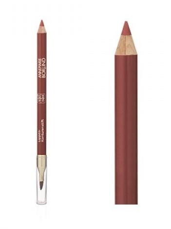 Creion contur cu pensula de buze, Mocha - Annemarie Borlind
