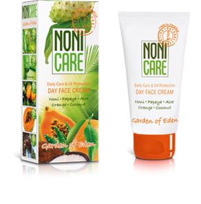 Crema de zi pentru fata bio cu protectie solara UV, Garden of Eden  - NONICARE