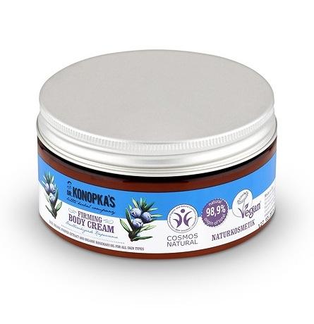 Crema de corp pentru fermitate cu ienupar si rozmarin, 300 ml - Dr. Konopka