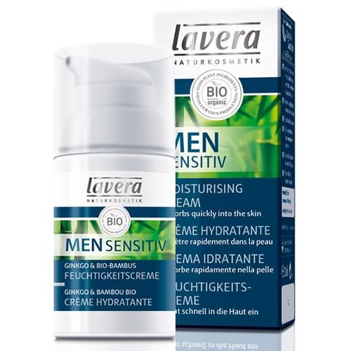 Crema hidratanta si antirid pentru barbati - LAVERA