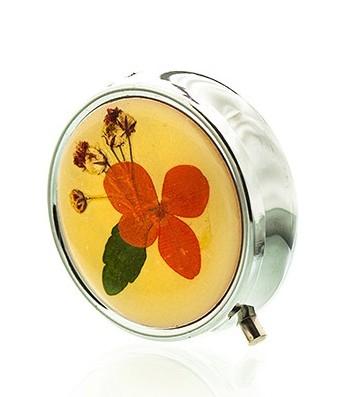 Cutie organizare medicamente Vintage Floral - Ancient Wisdom