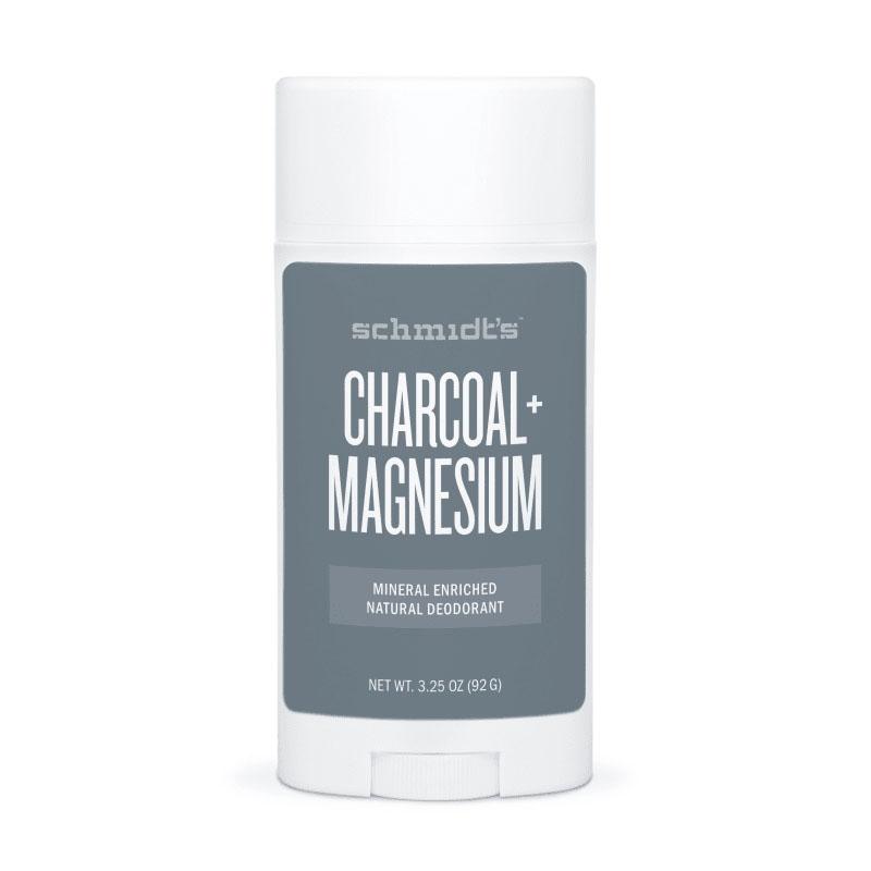 Deodorant stick cu bicarbonat, Charcoal & Magnesium - Schmidts's Deodorant