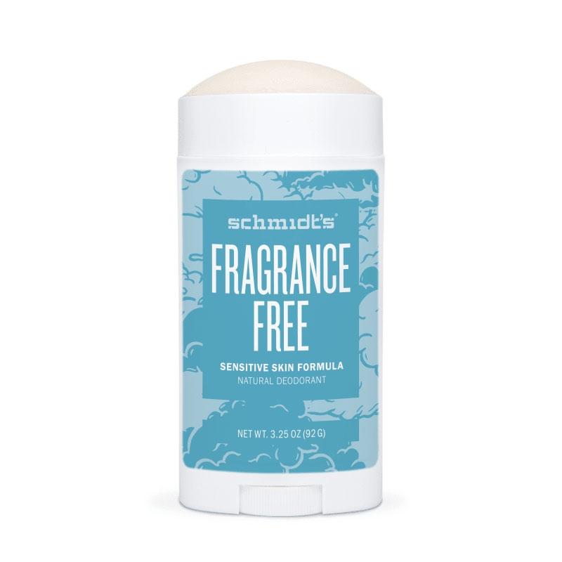 Deodorant stick cu magneziu pentru piele sensibila, fara parfum - Schmidts's Deodorant
