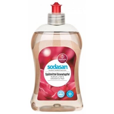 Detergent bio pentru vase Rodie, 500 ml - Sodasan