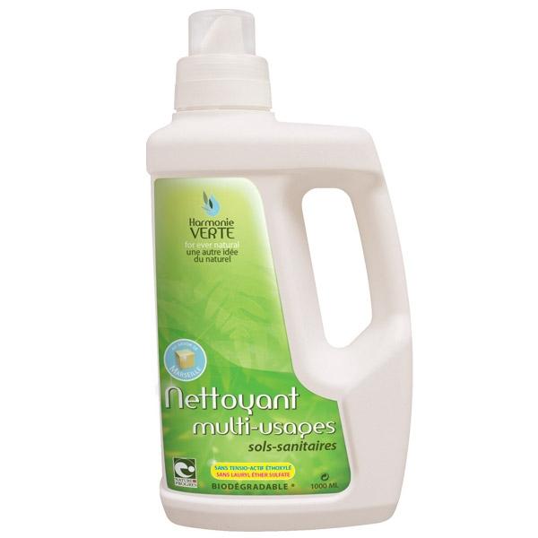 Detergent ecologic universal si pentru pardoseli, 1L - HARMONIE VERTE