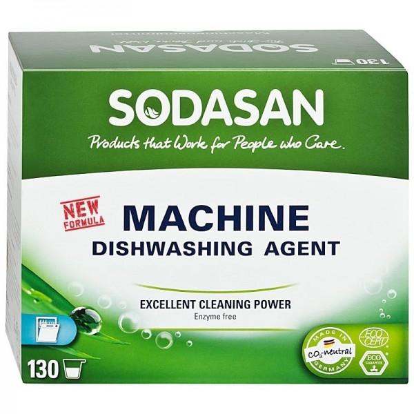 Detergent praf pentru masina de spalat vase, 2 kg - Sodasan