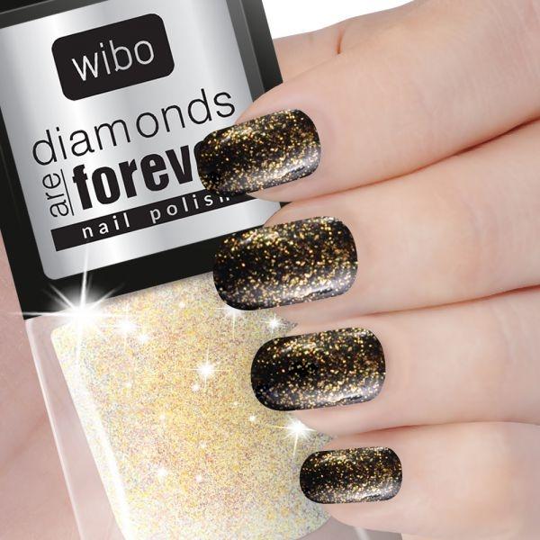 Lac de unghii sidef Diamonds are forever no.3 - Wibo