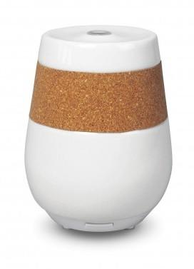 Difuzor ultrasonic pentru uleiuri esentiale ceramica & pluta - Florame