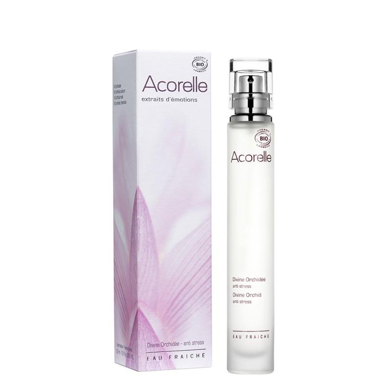Apa de colonie bio (eau fraiche) Divine Orchidee, 30 ml - Acorelle
