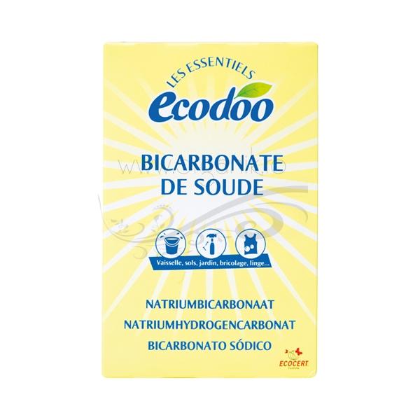 Bicarbonat de sodiu ecologic, 500g - Ecodoo